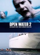 Open Water 2: Adrift - German Movie Cover (xs thumbnail)