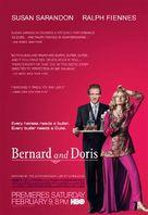 Bernard and Doris - poster (xs thumbnail)