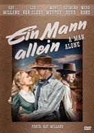 A Man Alone - German DVD cover (xs thumbnail)
