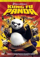 Kung Fu Panda - Polish Movie Cover (xs thumbnail)