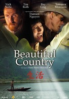 The Beautiful Country - Italian Movie Poster (xs thumbnail)
