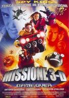 Spy Kids 3 - Italian Movie Poster (xs thumbnail)