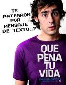 Que pena tu vida - Chilean Movie Poster (xs thumbnail)