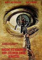 Deliverance - German DVD movie cover (xs thumbnail)