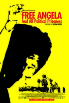 Free Angela & All Political Prisoners - French Movie Poster (xs thumbnail)