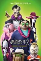 The Addams Family 2 - Estonian Movie Poster (xs thumbnail)