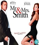 Mr. & Mrs. Smith - British Blu-Ray cover (xs thumbnail)