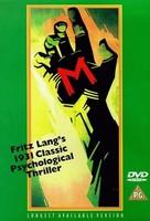 M - British DVD movie cover (xs thumbnail)