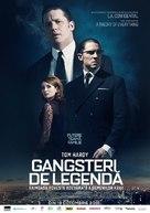 Legend - Romanian Movie Poster (xs thumbnail)