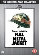 Full Metal Jacket - British Movie Cover (xs thumbnail)