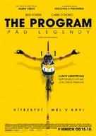 The Program - Czech Movie Poster (xs thumbnail)