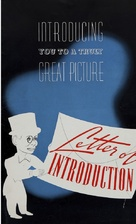 Letter of Introduction - Movie Poster (xs thumbnail)