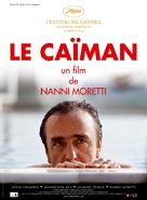 Il caimano - French Movie Poster (xs thumbnail)