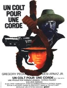 Billy Two Hats - French Movie Poster (xs thumbnail)