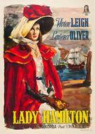 That Hamilton Woman - Italian Movie Poster (xs thumbnail)