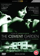 The Cement Garden - British Movie Cover (xs thumbnail)