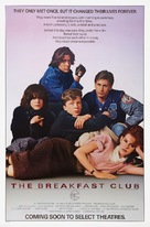The Breakfast Club - Advance movie poster (xs thumbnail)