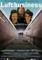Luftbusiness - Swiss Movie Poster (xs thumbnail)