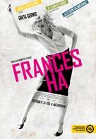 Frances Ha - Hungarian Movie Poster (xs thumbnail)