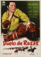 Comanche - Spanish Movie Poster (xs thumbnail)