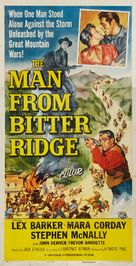 The Man from Bitter Ridge - Movie Poster (xs thumbnail)