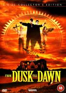 From Dusk Till Dawn - British DVD movie cover (xs thumbnail)