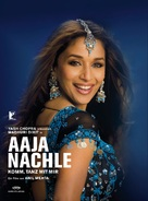 Aaja Nachle - German Movie Cover (xs thumbnail)