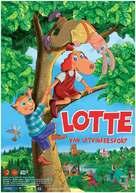 Leiutajateküla Lotte - Belgian Movie Poster (xs thumbnail)
