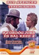 ...continuavano a chiamarlo Trinità - Hungarian Movie Cover (xs thumbnail)