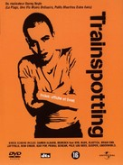Trainspotting - French DVD movie cover (xs thumbnail)