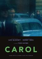 Carol - Movie Poster (xs thumbnail)