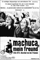 Machuca - German Movie Poster (xs thumbnail)