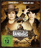 Bandidas - German Blu-Ray cover (xs thumbnail)