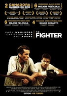 The Fighter - Spanish Movie Poster (xs thumbnail)