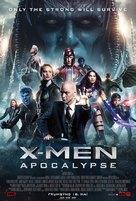 X-Men: Apocalypse - Icelandic Movie Poster (xs thumbnail)