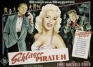 The Girl Can't Help It - German Movie Poster (xs thumbnail)