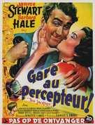 The Jackpot - Belgian Movie Poster (xs thumbnail)