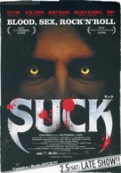 Suck - Japanese Movie Poster (xs thumbnail)