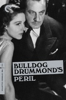 Bulldog Drummond's Peril - DVD cover (xs thumbnail)
