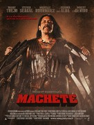 Machete - French Movie Poster (xs thumbnail)