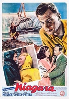 Niagara - Italian Movie Poster (xs thumbnail)