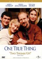 One True Thing - DVD cover (xs thumbnail)