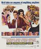 The Cincinnati Kid - Movie Poster (xs thumbnail)
