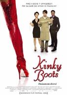 Kinky Boots - Italian Movie Poster (xs thumbnail)