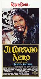 Corsaro nero, Il - Italian Movie Poster (xs thumbnail)