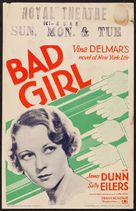 Bad Girl - Movie Poster (xs thumbnail)