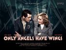 Only Angels Have Wings - British Movie Poster (xs thumbnail)