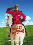 Dudley Do-Right - DVD cover (xs thumbnail)