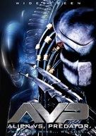 AVP: Alien Vs. Predator - DVD movie cover (xs thumbnail)