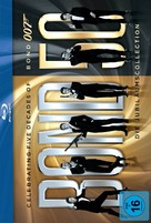 Quantum of Solace - German Blu-Ray movie cover (xs thumbnail)